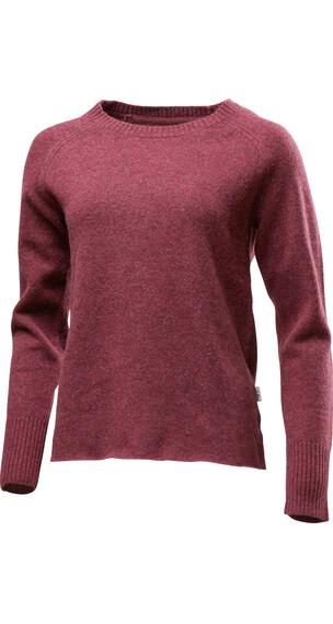 Lundhags Horten - Sweat-shirt Femme - rose